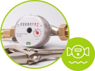 Instalação de hidrômetros, instalação hidráulicas-sanitárias prediais